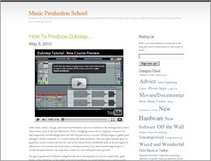 Music Production - Hardware, Software, Innovation, Advice and more...