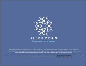 Aleph Zero Records