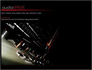 Audio Valve Mastering & Mixing