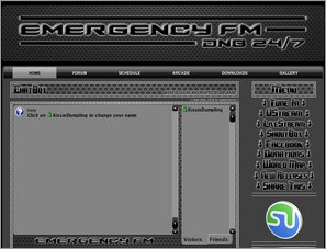 EmergencyFM Drum and Bass