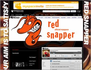 Red Snapper Official Myspace Page