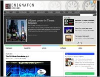Enigmafon Records page
