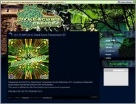 Psyderweb Records Netlabel page