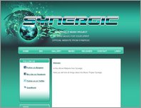 Synergic page