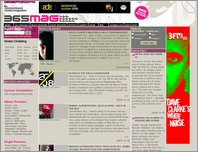 365MAG- international music magazine page