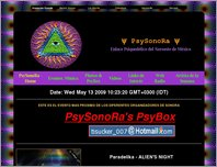 PsySonoRa page
