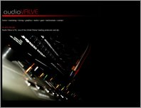Audio Valve Mastering & Mixing page