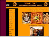Cosmic Celt page