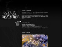 Dead Tree Productions page