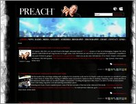 DJ Preach Trance & Techno DJ Music page
