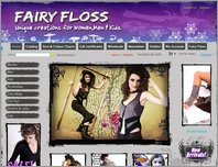 Fairy Floss page