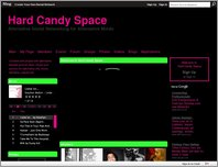 Hard Candy Space page