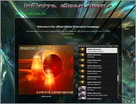 Infinite Dimensions Psy/Goa Trance  page
