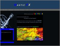 Mantic FX page