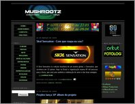 Mushrootz page