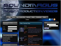 Music Production  Videos page