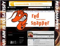 Red Snapper Official Myspace Page page