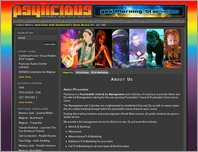 Psylicious page