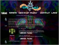 Sonic Tantra Records page