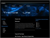 Trance Life page