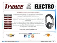 Trance and Electro page
