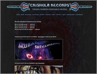 Trishula Records page