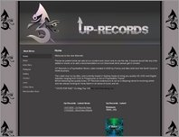 UP Records Australia page